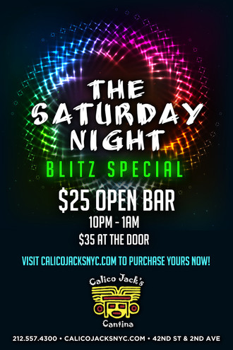 The Saturday Night Blitz Special