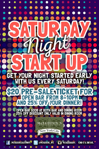 Saturday Night Start Up - 2/18/17